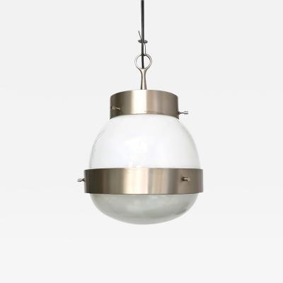 Sergio Mazza Mini chandelier mod Delta by Sergio Mazza for Artemide 1960s