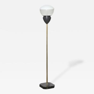 Sergio Mazza Rare Floor Lamp by Sergio Mazza