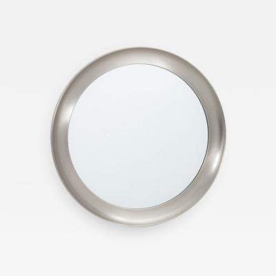 Sergio Mazza Sergio Mazza Narcisso nickel mirror Artemide Italy 1960 Two Reserved