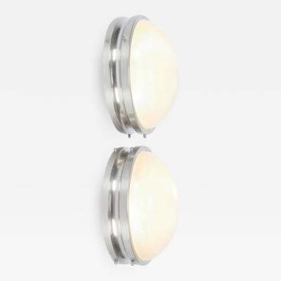 Sergio Mazza Sergio Mazza Sigma wall lamps pair 50s