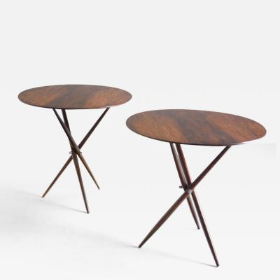 Sergio Rodrigues 1950s Janete Table by Sergio Rodrigues