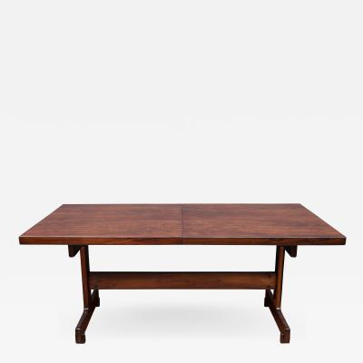 Sergio Rodrigues Sergio Rodrigues Rosewood Dining Table