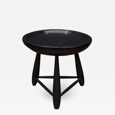 Sergio Rodrigues Sergio Rodrigues design Mocho stool for Oca Brasil
