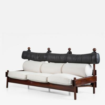 Sergio Rodrigues Tonico Series Sofa By Sergio Rodrigues