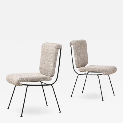 Set of 12 DU24 Dining Chairs by Gastone Rinaldi for Rima