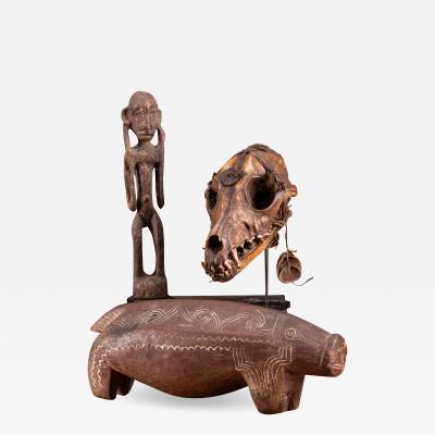 Set of 3 tribal items