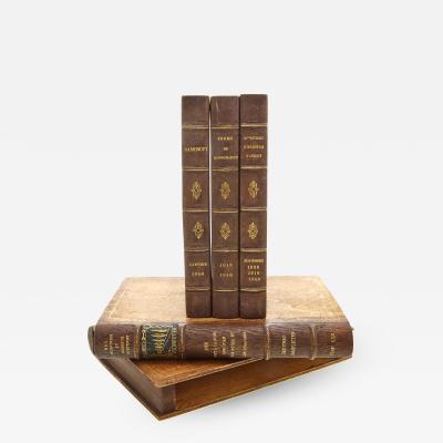 Set of 5 Faux Books