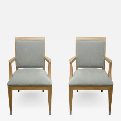 Set of 8 Mid Century Dining Chairs by Jay Spectre