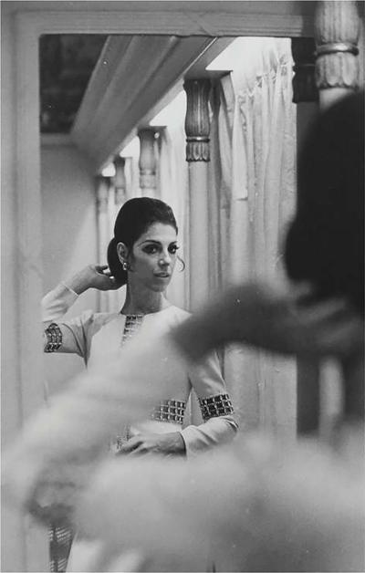 Set of Four Fashion Photographs Tiziani Archives