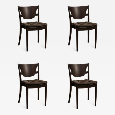 Set of Four Madsens Dining Chairs