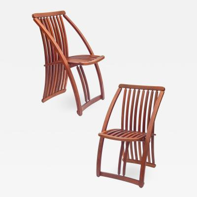 Set of Nautical Dining Chairs