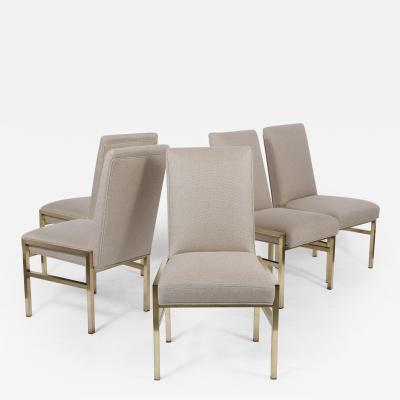 Set of Ten Mid Century Modern Dining Chairs