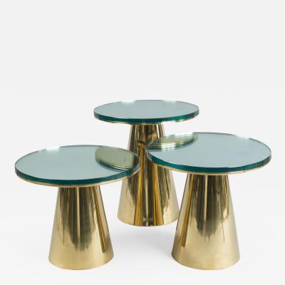 Set of Three Tables Italy 2016