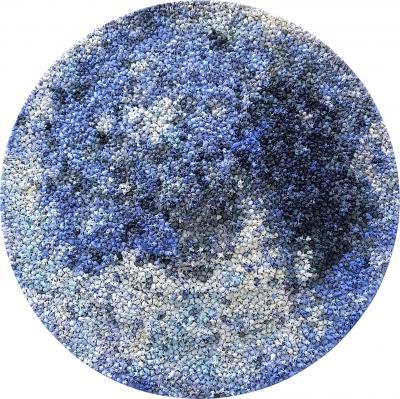 Seunghwui Koo Blue Moon by Seunghwui Koo