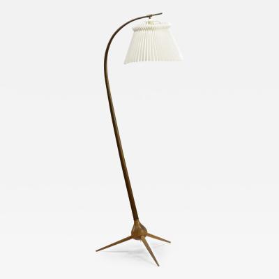 Severin Hansen Severin Hansen iconic nun tripod standing lamp