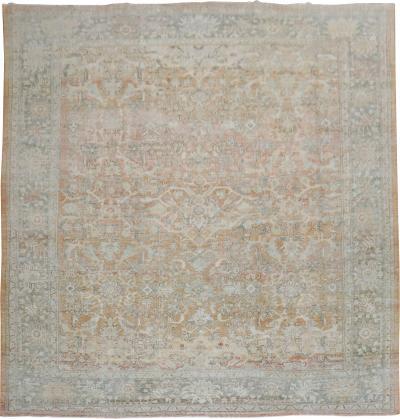 Shabby Chic Antique Mahal Rug rug no j1986