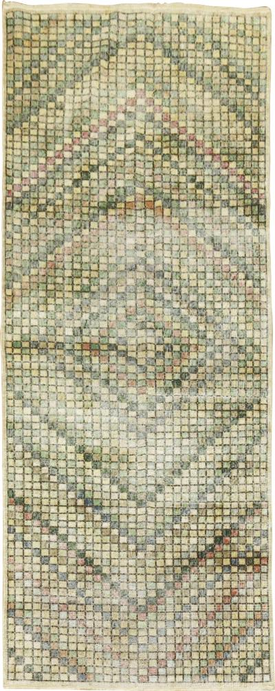 Shabby Chic Turkish Deco rug no r5179