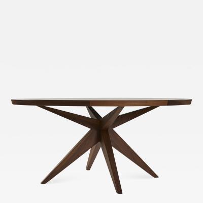 Sherwood Hamill ROUND BONFIRE DINING TABLE