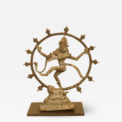 Shiva Nataraja Nepal Circa 1900