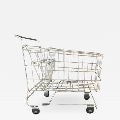Shopping Cart Sculpture