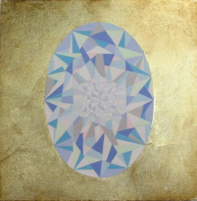 Sibel Kocabasi Ice Patterns II