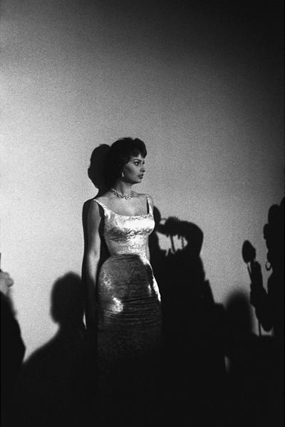 Sid Avery Academy Awards 30th Annual Sophia Loren