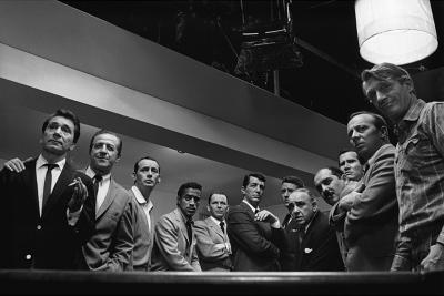 Sid Avery Oceans Eleven Cast 1960