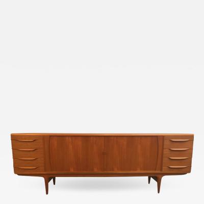 Sideboard in Teak by Johannes Andersen for Uldum Mobelfabrik