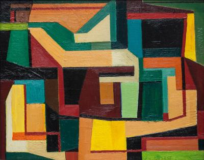 Sidney Gordin Untitled 18