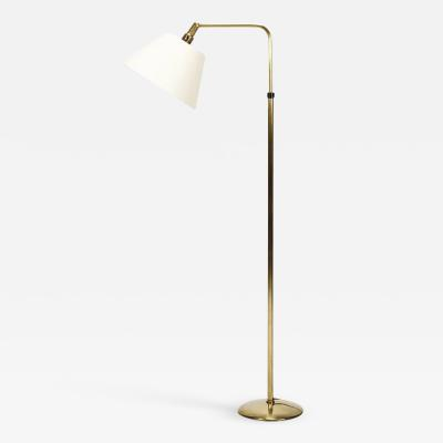 Sigfried Giedion Sigfried Giedion BAG Turgi 40s floor lamp brass