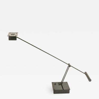 Sigheaki Asahara Sigheaki Asahara table lamp Samurai for Stilnovo in black 1970s