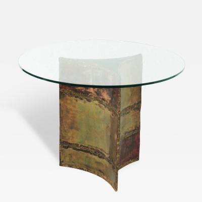 Silas Seandel Chic 3 Sides Concave Table by Silas Seandel