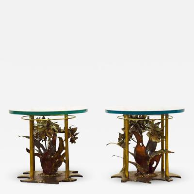 Silas Seandel Pair of Silas Seandel Side Tables