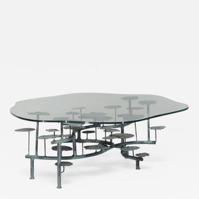 Silas Seandel Silas Seandel Bronze Coffee Table
