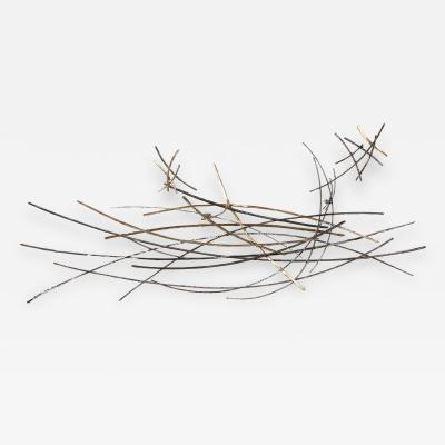 Silas Seandel Twigs 7 Wall Sculpture