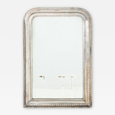 Silver Gilt Louis Phillip Mirror