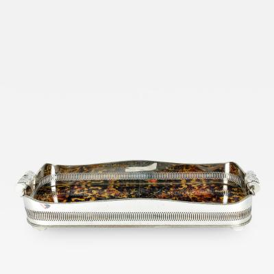 Silver Plate Tray