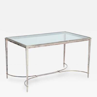 Silvered Bronze Desk