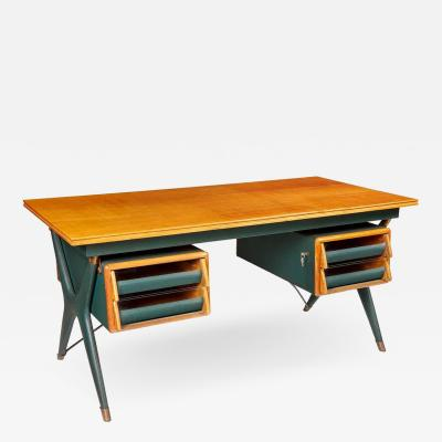 Silvio Berrone Silvio Berrone Desk from the Bialetti Building 1955 1956