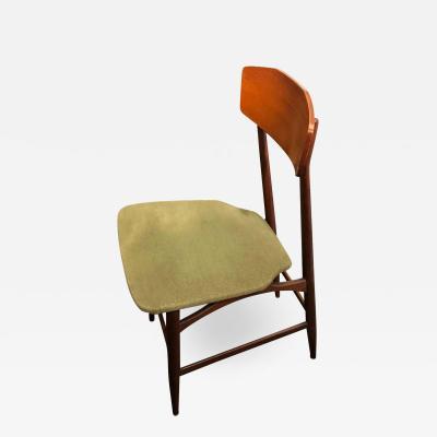 Silvio Cavatorta Silvio Cavatorta Attributed Set of Six Mid Century Modern Chairs circa 1950