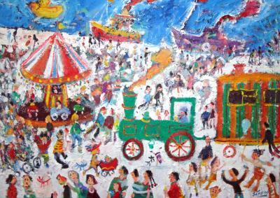 Simeon Stafford A Northern Fair