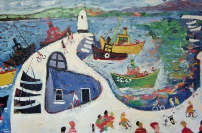 Simeon Stafford St Ives Pier