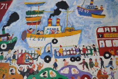 Simeon Stafford The Wharf St Ives