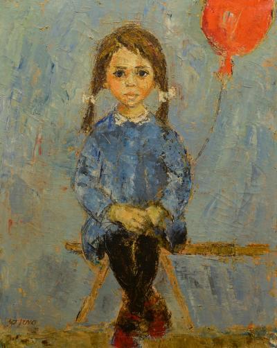 Simon Raz The Red Balloon