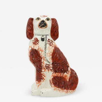 Single Staffordshire Dog