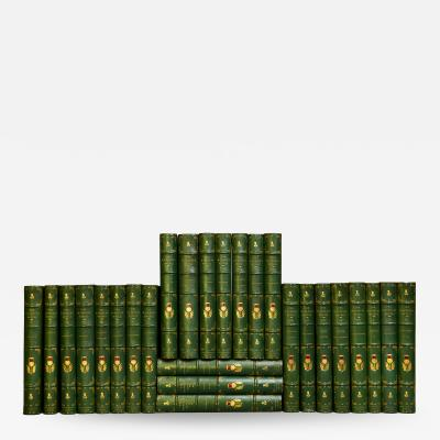 Sir Walter Scotts Waverley Novels