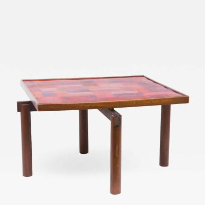 Siva Poggibonsi 1960s Side Table By Siva Poggibonsi