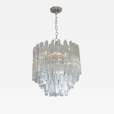 Six Tier Venini Chandelier