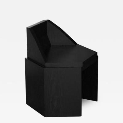 Sizar Alexis Ana Sculpted Chair by Sizar Alexis