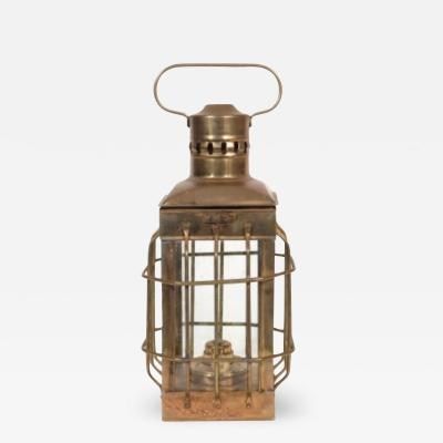 Small Oil Lantern